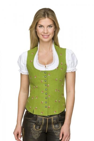 """Trachtenmieder """"Karolina"""" in grün von Stockerpoint"""