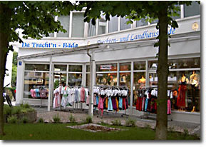 Ladengeschäft Trachtengeschäft München Ottobrunn