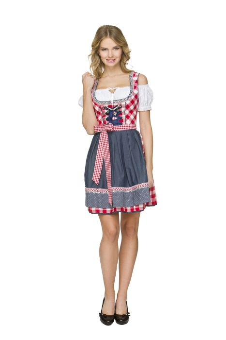 mini dirndl jetzt super sexy g nstig kaufen zur wiese n. Black Bedroom Furniture Sets. Home Design Ideas
