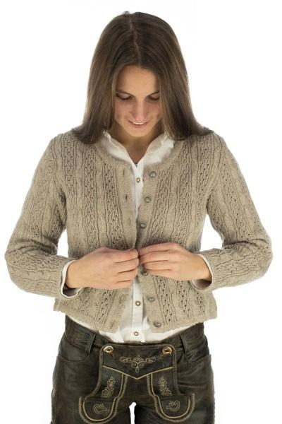 Strick Jacke Damen mode OS