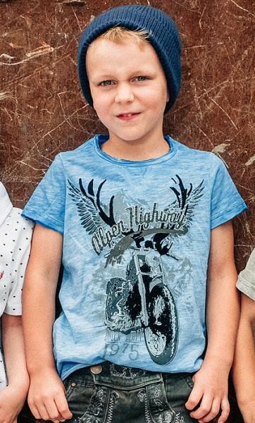 "Buam T-Shirt ""Till"" blau, hangOwear"