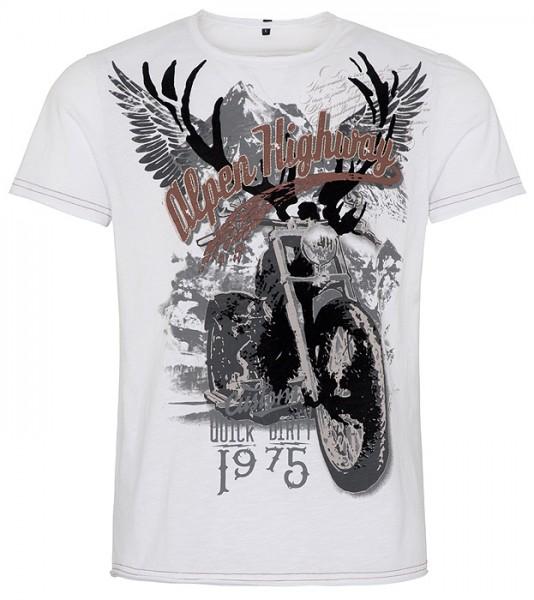 """Herren-T-Shirt """"Till"""" weiß, hangOwear"""